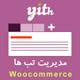 افزونه YITH WooCommerce Tab Manager |مدیریت تب های سفارشی ووکامرس | نسخه 1.2.35