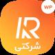 قالب وردپرس ساخت و ساز چند منظوره Recover | قالب ریکاور | نسخه ۱.۸